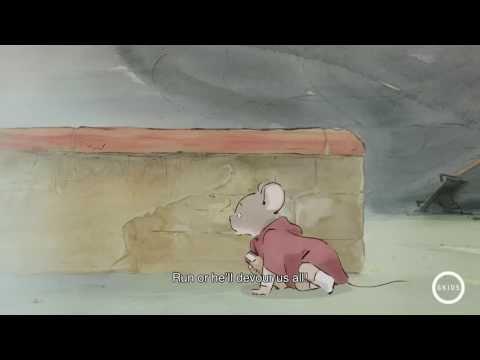 Ernest & Celestine - Chase Scene [On DVD 6/17]