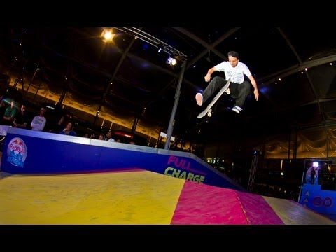 Gaming meets Skating in Portugal - Red Bull Skate Arcade 2013