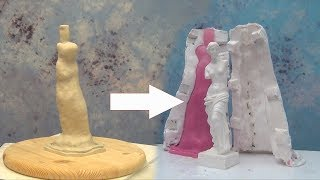 How To Make A Silicone Matrix Mold With PlatSil FS-10