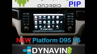 ANDROID DYNAVIN BMW E39 E53 X5 D95 V6 DVN-E39An DVN-E39A GPS WiFi 3G Internet Full Review