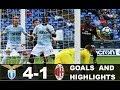 Lazio Vs AC Milan 4-1 All Goals And Highlights 9/10/2017 Serie A 2017/2018 HD Lazio Vs AC Milan 4-1 MP3
