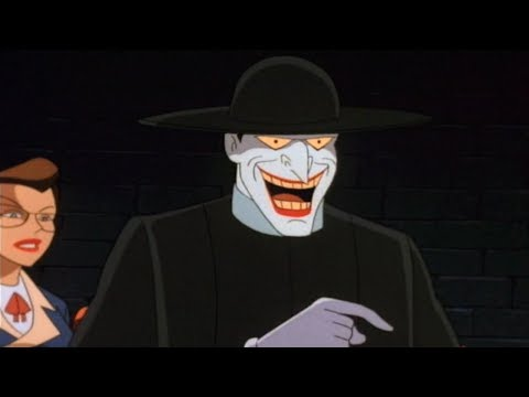 Batman! Repent Of Sin! Open All Your Secrets To The Holy Joker!