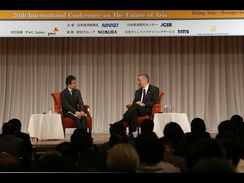 On Japan and the TPP: PM Lee
