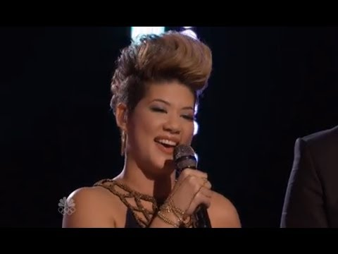 Tessanne Chin - Redemption Song - The Voice USA 2013 (Live Top 6 Performance)