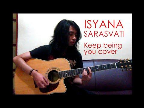 Isyana Sarasvati - Keep being you cover