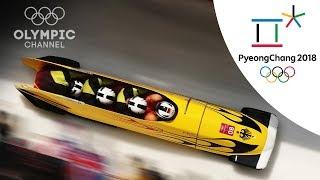 Bobsleigh Recap | Winter Olympics 2018 | PyeongChang