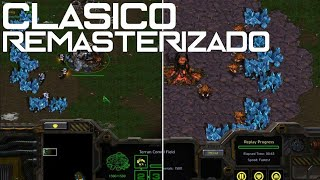 STARCRAFT REMASTERED: Flash vs Jaedong (TvZ) El clásico de clásicos