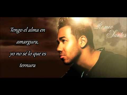 Romeo Santos - Cancioncitas de amor (letra)