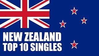 New Zealand Top 10 Single Charts |  10.12.2018 | ChartExpress