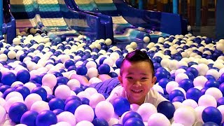 500000 Balls Indoor Kids Playground Interactive Theme Park Fun With Ckn Toys