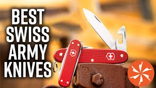 The Best Victorinox Swiss Army Knives Available in 2019