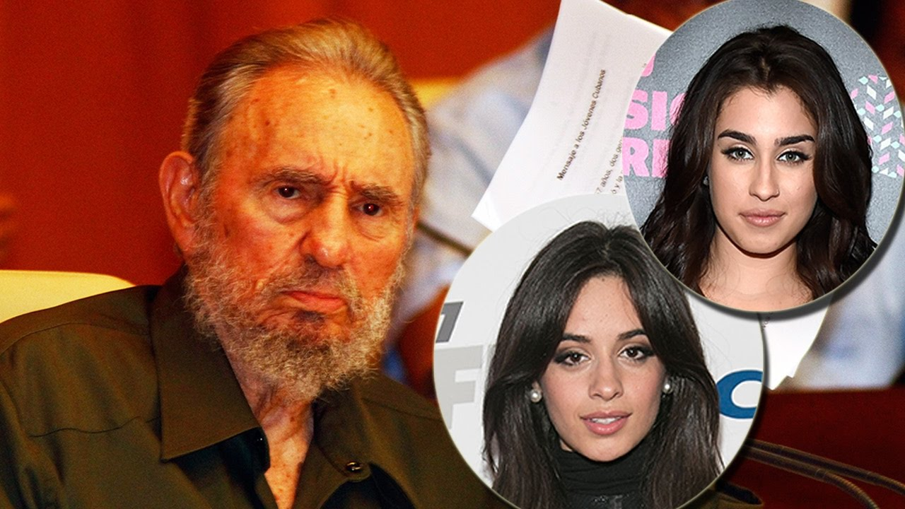 Camila Cabello, Lauren Jauregui & More Celebs React To Fidel Castro's Death