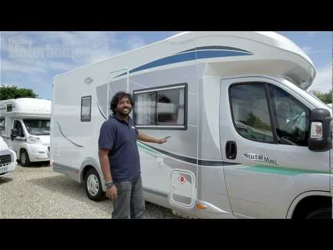 Practical Motorhome - Chausson Suite Maxi review