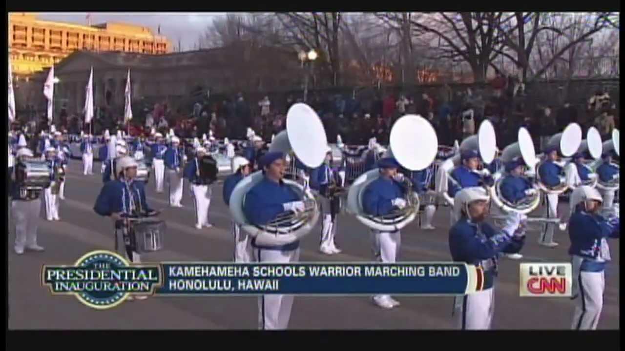 President 2013 Inauguration Inaugural Parade 2013