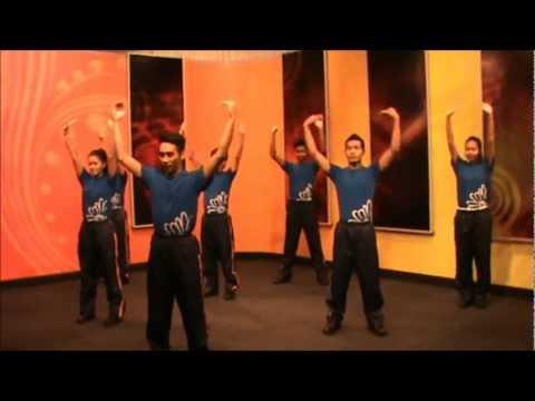 Senam Seni 1 Malaysia (edisi 11 1 2012 jkkn-spm rtm) video