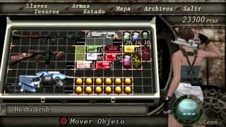 Resident Evil 4 os Mercenários no Modo Impossivel   JILL RE 3 na Ilha maldito bug