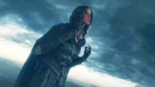"Geralt Searching for Yennefer: The Witcher 3 ""The Trail"" Cinematic (Reformatted 16:9)"