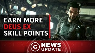Earn Deus Ex: Mankind Divided Skill Points by Playing Deus Ex Go - GS News Update