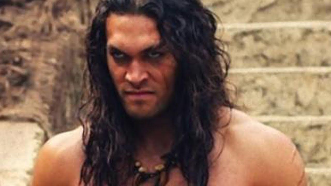 Conan the Barbarian trailer 2011 official - YouTube