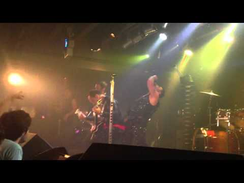 Rammstein Mein Land cover - live at dagobert de Quebec by rammstime