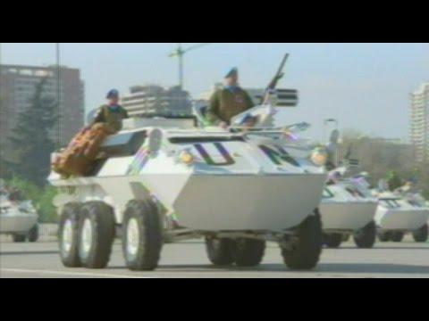 Parada Militar 2014 Chile Completa - Gran Parada Glorias del Ejército