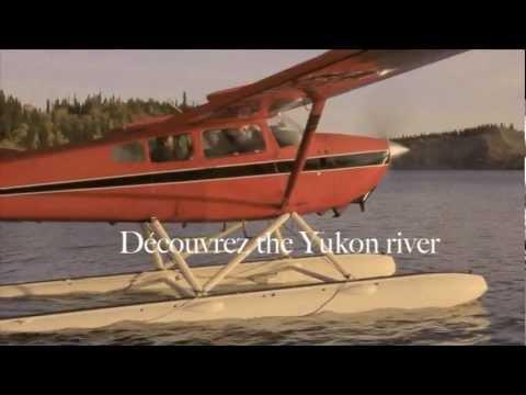 Le fleuve Yukon en canoë : Guided Yukon river canoe trips (canoë Canada)