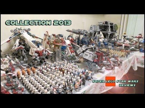 My Lego Star Wars Collection 2013   Моя Коллекция Лего Звёздных Войн 2013
