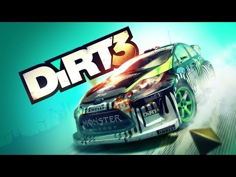 DiRT 3 Maxed out on Radeon HD 6950 2GB Full HD Dx11