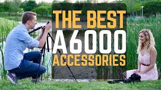 My Top 7 Best Sony A6000 Accessories