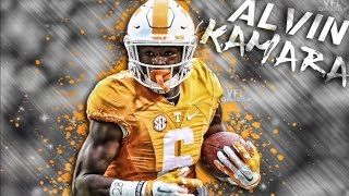 Ultimate Alvin Kamara Highlights | Tennessee RB ᴴ ᴰ