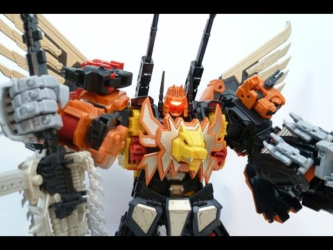 Rob A Reviews Mastermind Creations Feral Rex