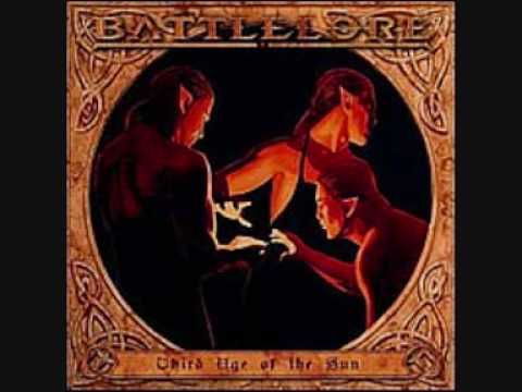 Battlelore - Cloaked In Her Unlight