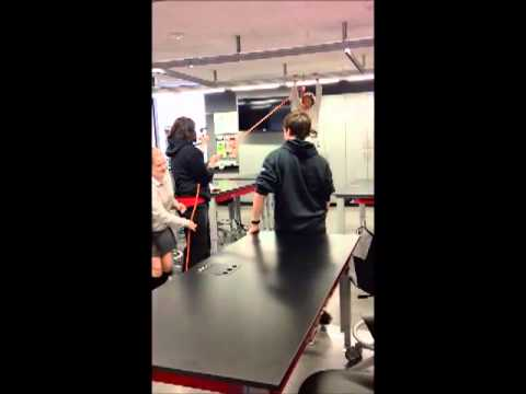 The Buckley School - Physics in Motion - 11/19/2013