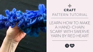 Learn How to Make a Boutique Swerve Scarf in A Minute