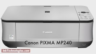 Canon PIXMA MP240 Instructional Video