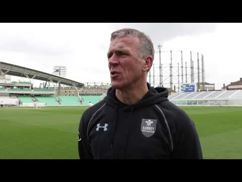 alec stewart on the signing of KP
