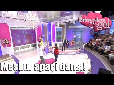 Evleneceksen Gel - Fadime ve Mustafa'nın Meşhur Apaçi Dansı