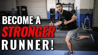 TOP 3 Leg Exercises for Running (Become a STRONGER Runner)