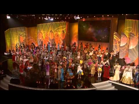 Miss World 2011 Dances of the World