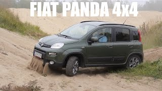 (ENG) Fiat Panda 4x4 - Test Drive and Review
