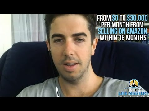 Luke's Story: From $0 to $30.000 Per Month From Selling On Amazon In 18 Months