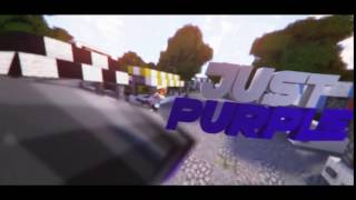 JustPurple Intro - Blender/After Effects - By RemoteGFX, Firstperson?!?!?!