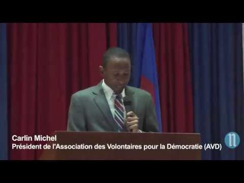 Installation des Jeunes-Délégués départementaux et de la diaspora