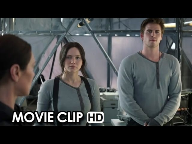 "The Hunger Games: Mockingjay Part 2 ""Star Squad"" Clip (2015) - Jennifer Lawrence [HD]"