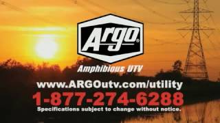 2011 ARGO utility vehicle 750 HDi