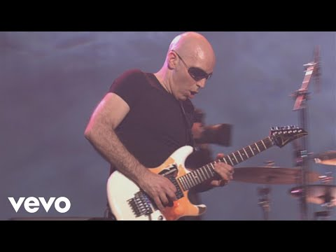 Joe Satriani - Ice 9 Live