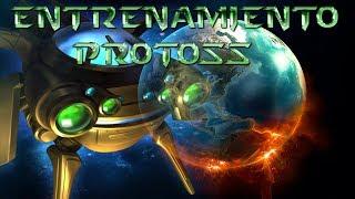 #Entranamientostarcraft (HD)✔️