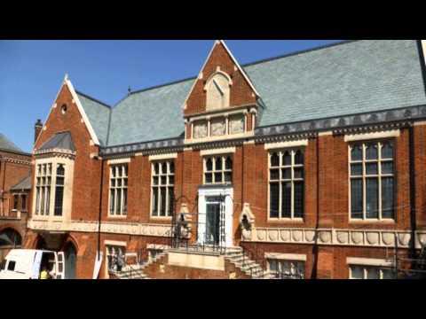 Highgate library Hampstead London