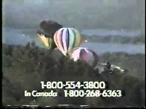 I Love New York - TV Tourism Commercial 2 - TV Advert - TV Spot - The Travel Channel - USA - 1984