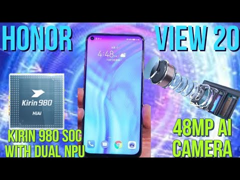 Honor View 20 , 48MP AI camera , honor v20 specs , honnor new smartphone
